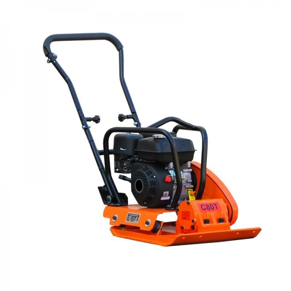 Hire-plate-compactor